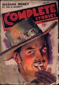 Complete Stories (1936-1937 Street & Smith) Pulp 2nd Series Vol. 42 #5