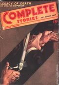 Complete Stories (1936-1937 Street & Smith) Pulp 2nd Series Vol. 42 #6