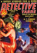 Detective Yarns (1938-1941 Columbia Publications) Pulp Vol. 1 #3