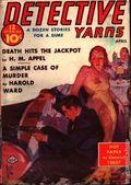 Detective Yarns (1938-1941 Columbia Publications) Pulp Vol. 1 #5