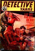 Detective Yarns (1938-1941 Columbia Publications) Pulp Vol. 1 #6
