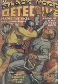Black Hood Detective (1941 Columbia) Pulp Vol. 2 #6