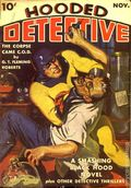 Hooded Detective (1941-1942 Columbia Publications) Pulp Vol. 3 #1