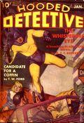 Hooded Detective (1941-1942 Columbia Publications) Pulp Vol. 3 #2