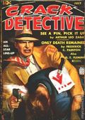 Crack Detective (1942-1949 Columbia) Pulp Vol. 3 #4