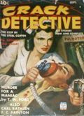 Crack Detective (1942-1949 Columbia) Pulp Vol. 3 #5