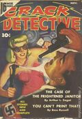 Crack Detective (1942-1949 Columbia) Pulp Vol. 3 #6