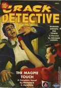 Crack Detective (1942-1949 Columbia) Pulp Vol. 4 #1
