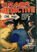 Crack Detective (1942-1949 Columbia) Pulp Vol. 4 #2