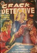 Crack Detective (1942-1949 Columbia) Pulp Vol. 4 #3