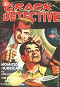 Crack Detective (1942-1949 Columbia) Pulp Vol. 4 #4