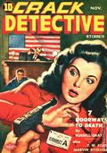 Crack Detective (1942-1949 Columbia) Pulp Vol. 4 #6