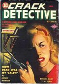 Crack Detective (1942-1949 Columbia) Pulp Vol. 5 #1