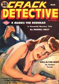 Crack Detective (1942-1949 Columbia) Pulp Vol. 5 #2