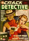 Crack Detective (1942-1949 Columbia) Pulp Vol. 5 #3