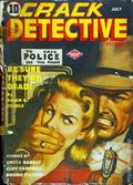 Crack Detective (1942-1949 Columbia) Pulp Vol. 5 #4