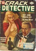 Crack Detective (1942-1949 Columbia) Pulp Vol. 5 #5