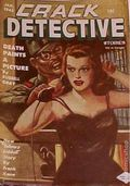 Crack Detective (1942-1949 Columbia) Pulp Vol. 6 #1