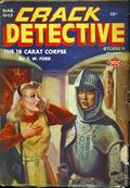 Crack Detective (1942-1949 Columbia) Pulp Vol. 6 #2
