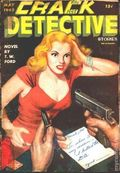 Crack Detective (1942-1949 Columbia) Pulp Vol. 6 #3