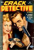 Crack Detective (1942-1949 Columbia) Pulp Vol. 6 #6