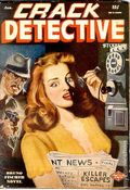 Crack Detective (1942-1949 Columbia) Pulp Vol. 7 #1