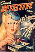 Crack Detective (1942-1949 Columbia) Pulp Vol. 7 #3