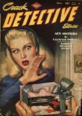 Crack Detective (1942-1949 Columbia) Pulp Vol. 7 #6