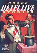 Crack Detective (1942-1949 Columbia) Pulp Vol. 8 #1
