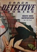 Crack Detective (1942-1949 Columbia) Pulp Vol. 8 #2
