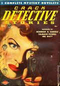 Crack Detective (1942-1949 Columbia) Pulp Vol. 8 #4