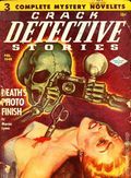 Crack Detective (1942-1949 Columbia) Pulp Vol. 9 #1