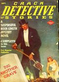 Crack Detective (1942-1949 Columbia) Pulp Vol. 9 #4