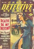 Crack Detective (1942-1949 Columbia) Pulp Vol. 9 #6