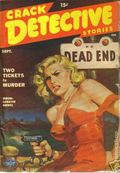 Crack Detective (1942-1949 Columbia) Pulp Vol. 10 #4