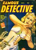 Famous Detective (1949-1956 Columbia Publications) Pulp Vol. 10 #5