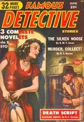 Famous Detective (1949-1956 Columbia Publications) Pulp Vol. 11 #2