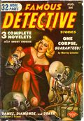 Famous Detective (1949-1956 Columbia Publications) Pulp Vol. 11 #3