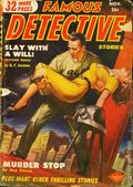 Famous Detective (1949-1956 Columbia Publications) Pulp Vol. 11 #4
