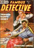 Famous Detective (1949-1956 Columbia Publications) Pulp Vol. 11 #5