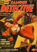 Famous Detective (1949-1956 Columbia Publications) Pulp Vol. 11 #6