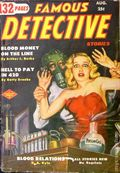 Famous Detective (1949-1956 Columbia Publications) Pulp Vol. 12 #1