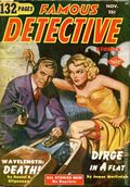 Famous Detective (1949-1956 Columbia Publications) Pulp Vol. 12 #2
