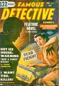 Famous Detective (1949-1956 Columbia Publications) Pulp Vol. 12 #3