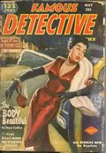 Famous Detective (1949-1956 Columbia Publications) Pulp Vol. 12 #4