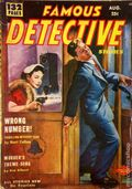Famous Detective (1949-1956 Columbia Publications) Pulp Vol. 12 #5
