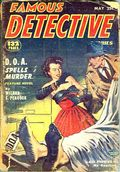 Famous Detective (1949-1956 Columbia Publications) Pulp Vol. 13 #2