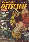 Famous Detective (1949-1956 Columbia Publications) Pulp Vol. 13 #6