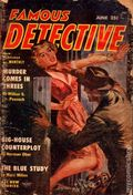 Famous Detective (1949-1956 Columbia Publications) Pulp Vol. 14 #1