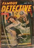 Famous Detective (1949-1956 Columbia Publications) Pulp Vol. 14 #2